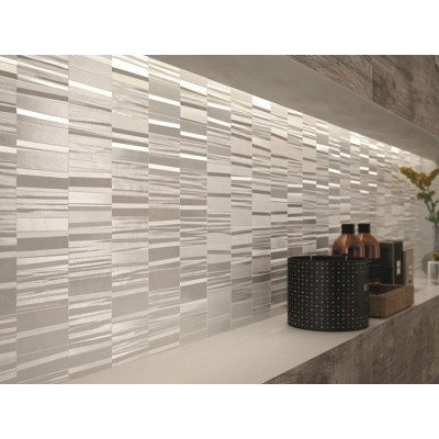 Piastrella ABK Serie Do Up Touch base 60x120 ivory effetto CONTEMPORARY 3D34150 Wall&Porcelain