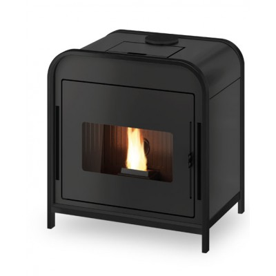 Stufe Cadel Frame3 Stufa Pellet Design 7kW 7018035