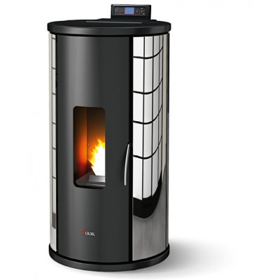 Stufe Cadel Sfera stufa pellet air neutra 9.5 kW 7014015