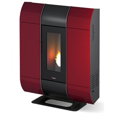 Stufe Cadel Lean Plus stufa pellet air neutra 9 kW 7014014