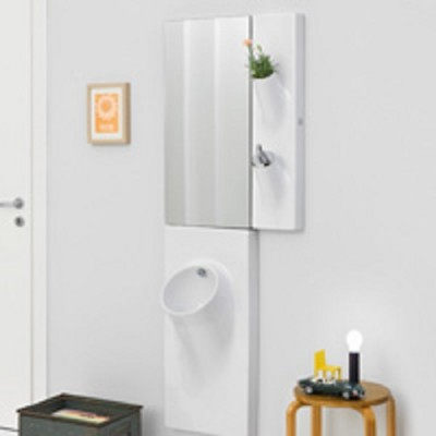 Artceram One Shot Urinal OSO001 01;00