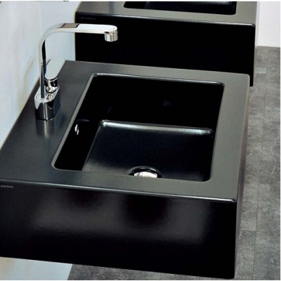 Flaminia Acquagrande bench-wall hung sink 5052