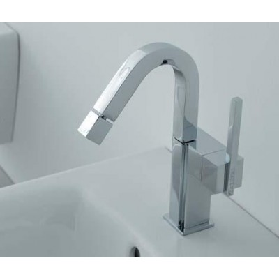 Zazzeri Soqquadro Mixers single lever bidet mixer 6700 1221 A00