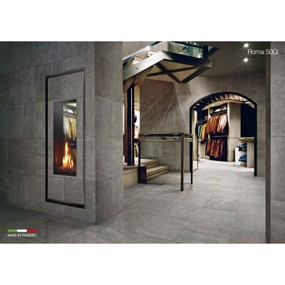Italkero Roma 50Q Tunnel Grill-less Gas Fireplace IN05ATQ