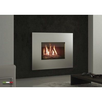 Italkero Firenze 70C Single Sided with Frame Gas Fireplace IN7AMC