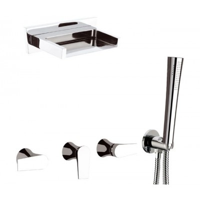 Daniel Diva Taps built-in tub tap DV4441CA