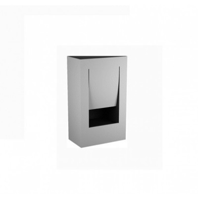 Antonio Lupi Canto Del Fuoco Freestanding Fingle Faced Wood Fireplace CANTOL2108