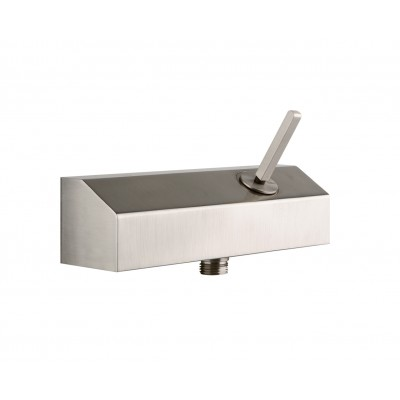 Gessi Rettangolo XL External shower joystick tap 26131