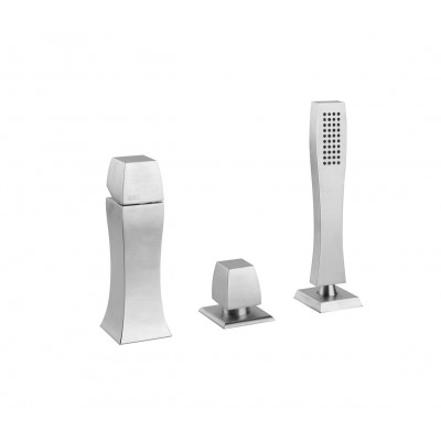Gessi Mimi Mixers Three-hole bath tap 31143