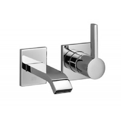 Dornbracht Imo Wall Mounted Sink Tap 36860670+3586097090