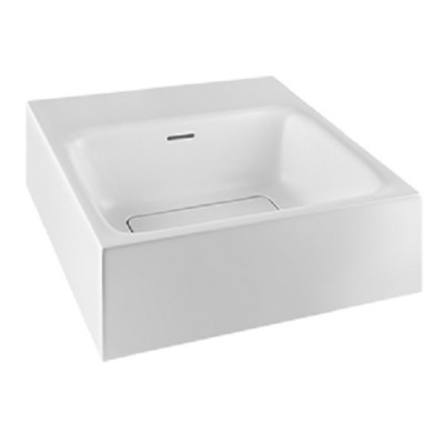 Gessi Rettangolo suspended or counter-top sink 37572
