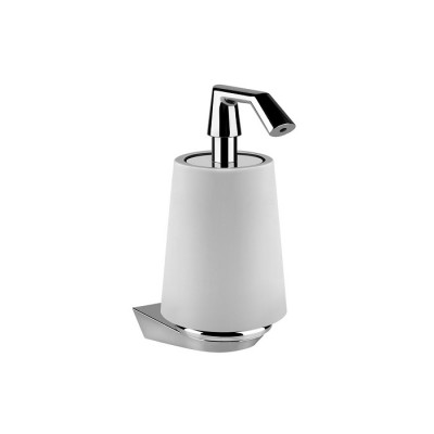 Gessi Cono wall-mounted soap dispenser holder 45413