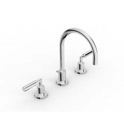 Zazzeri Da-Da 3 Mixers washbasin set 4702 0102 AL0