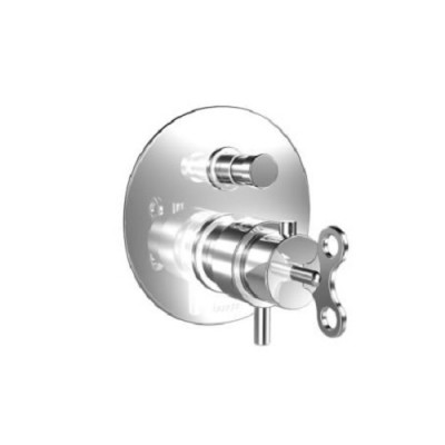 Bongio Acquacarica thermostatic tap 63549CRPR