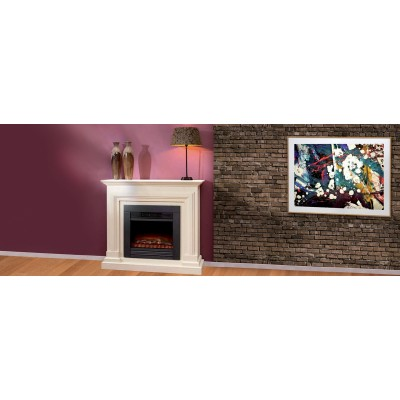Fireplaces British Fire Barcellona Suite bioethanol Fireplace  BBARCECOBDL
