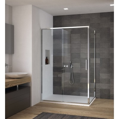 Calibe Arbatax Shower Enclosure+fixed side 701ARB