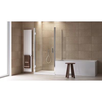 Calibe Bithia Shower Enclosure door+above the wall 799BIT