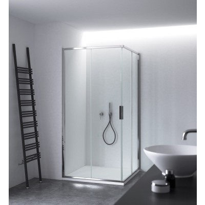 Calibe Chia Shower Enclosure with 2 sliding doors 750CHA