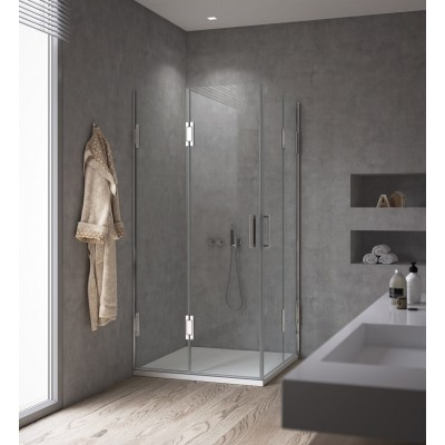 Calibe Thiesi Shower Enclosure with folding door 859THS