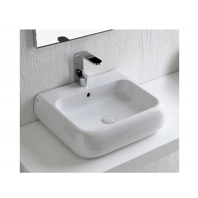Cielo Shui Sinks suspended or on top sink SHLS54