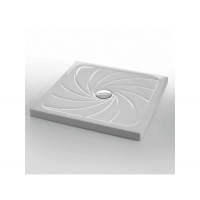 Cielo ELY shower tray h6cm size selectable