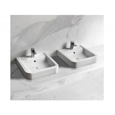 Cielo Opera wall-mounted or on top sink OPLA52