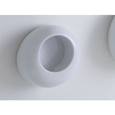 Cielo Mini Ball Wall Mounted Urinal ORBLM
