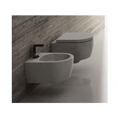 Cielo Smile MINI Suspended Sanitary WC+Bidet SMVSR+SMBSR