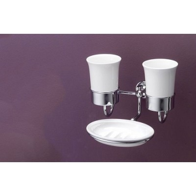 Devon&Devon First Class Accessories twin cup DD33055CR