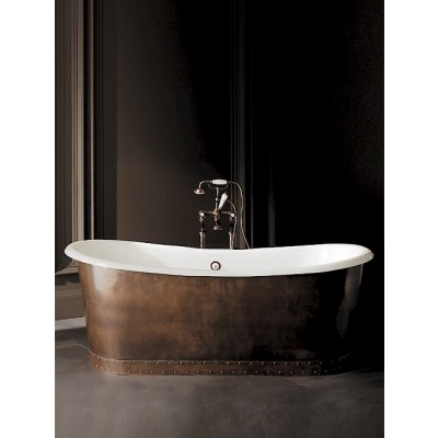 Devon&Devon Ambra Bathtubs cast iron bathtub NAAMBRA