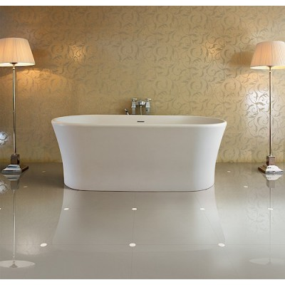 Devon&Devon Fusion Bathtubs bathtub in white tec 1NAFUSION