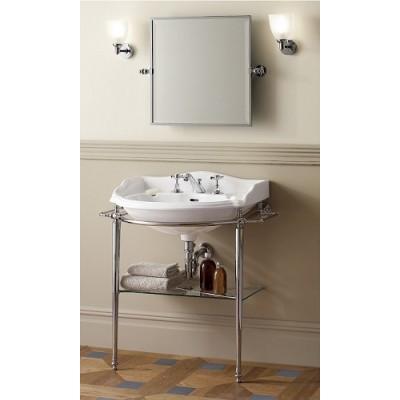 Devon&Devon Oxford Washbasins Washbasin+Boston Console