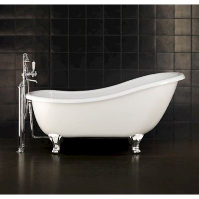Devon&Devon Regina Bathtubs cast iron bathtub 2MRREGINAPDALDD