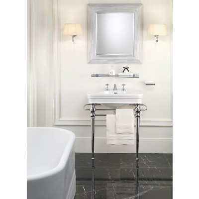 Devon&Devon Rose Washbasin Washbasin+Rose Console