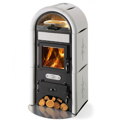 Cadel Sole neutral wood cooker 10.7 kW 7013025