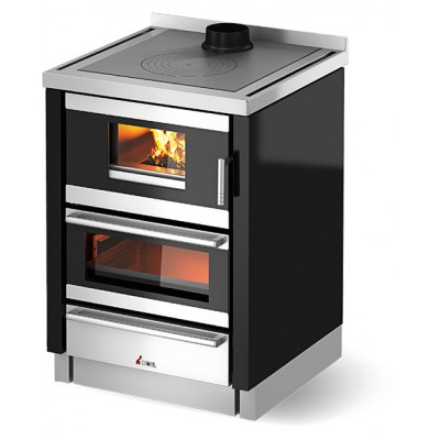 Cadel Kook 60 neutral wood cooker 6.7 kW 7115001