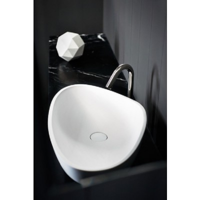 Agape Drop Sinks shaped over countetrop sink ACER1098