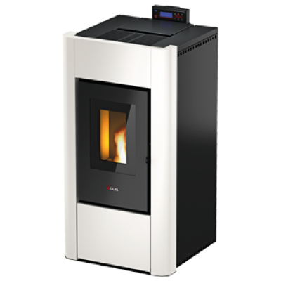 Cadel Idro Prince3 12 Stoves Pellet Air Plus Stove 11,8kW 7017061-6917025