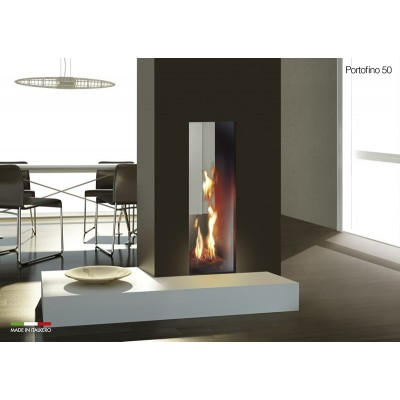 Italkero Roma 50 Tunnel Frameless Gas Fireplace IN05AT