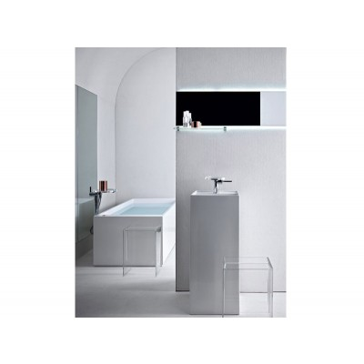Kartell by Laufen white freestanding sink 8.1133.1.000