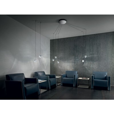Fabbian Stick F23 Wall/ceiling Lamp F41G0111