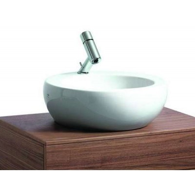 Laufen ALESSI ONE on top sink 8.1897.1