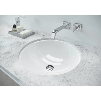 Kaldewei Classic Undercounter Round Sinks Built-in Sink 3183