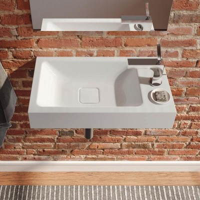 Kaldewei Cono Wall Sinks Wall Hands Sink 3073