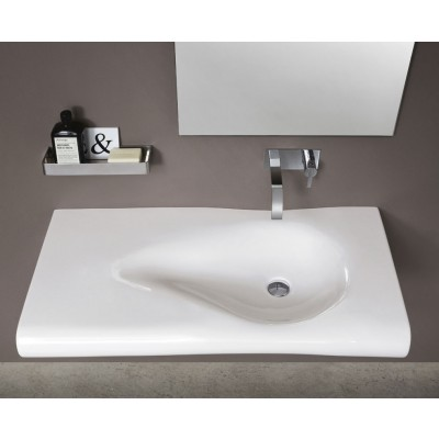 Nic Design Pillow Sinks wall hung sink 001 133