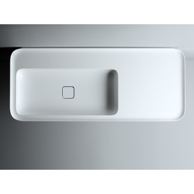 Valdama Cameo countertop and wall-hung sink CML08A+PI4UCA