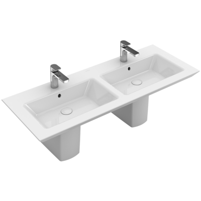 Villeroy&Boch Legato Sinks double sink for furniture 4150 D4