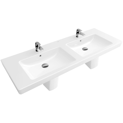 Villeroy&Boch Subway 2.0 Sinks double sink for furniture 7175 D0