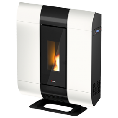 Cadel Lean3 Stoves Pellet Air Plus Stove 10kW 7017033--6917036
