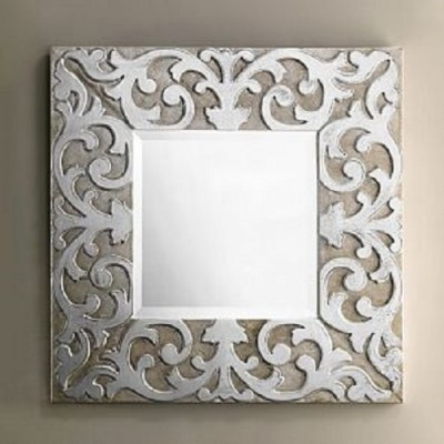 Devon&Devon Mainsilver Accessories mirror 1DKMAINESV
